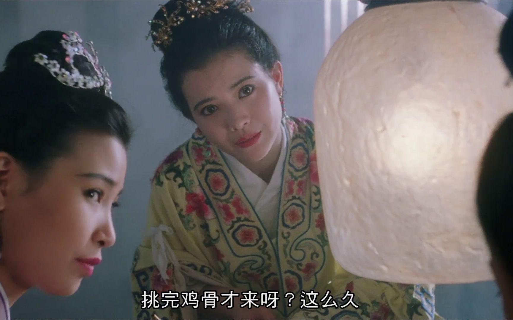 蓝洁瑛去世令人惋惜,尤记得在周星驰电影唐伯虎点秋香中的片段,印象深刻