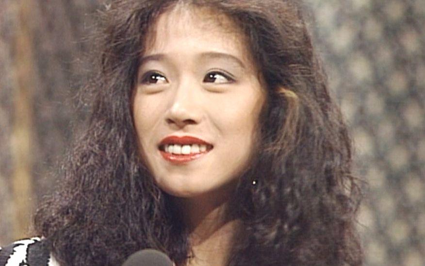 【中森明菜】Blonde 掉鞋篇(The Best Ten 1987.07.09)(中字talk付)
