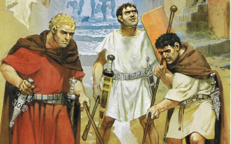 【科普】重返中世纪生活2——贵族生活与军事权威