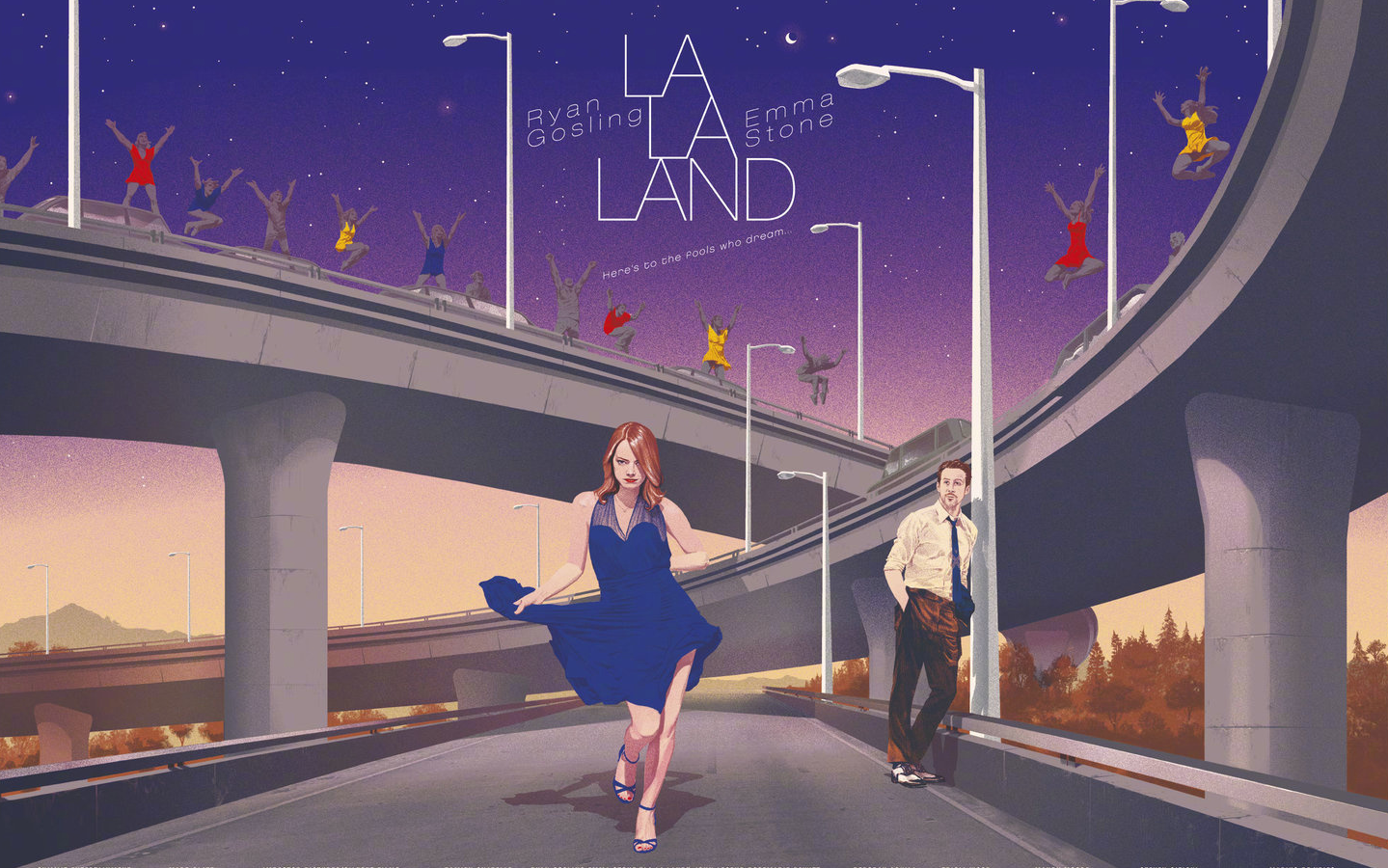 【配乐】Another Day Of Sun(instrumental) - 爱乐之城(La La Land)