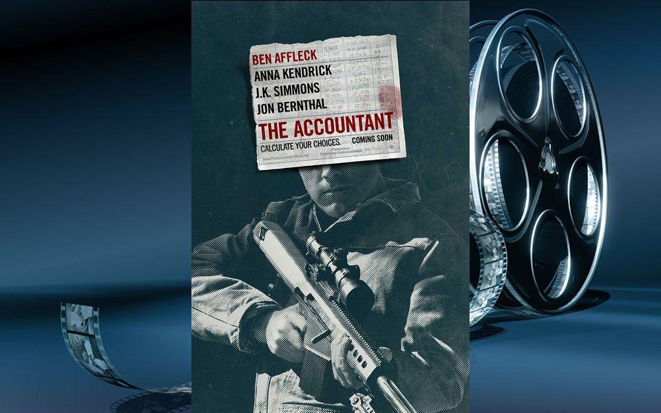 【电影推荐】会计刺客/The Accountant/2016