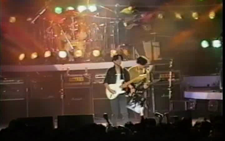 Beyond - 永远等待 1989演唱会现场版