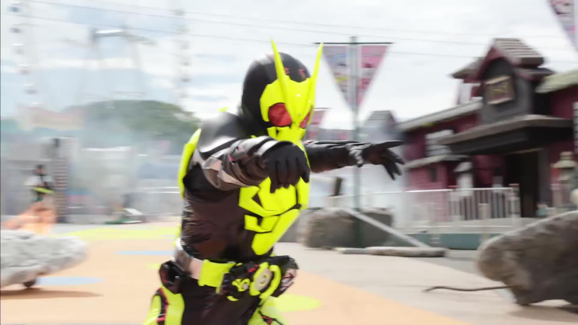 [银月字幕组]剧场版-假面骑士ZI-O+ZERO-ONE 30秒预告