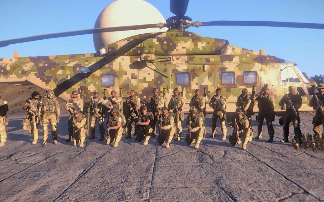Arma 3(武装突袭3)新手基础教程 感受超真实的军事模拟大作