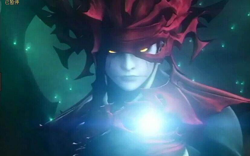 文森特——血墨残篇——最终幻想vii