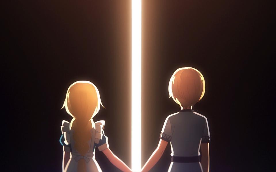 【10月】刀剑神域 爱丽丝篇 异界战争 0
