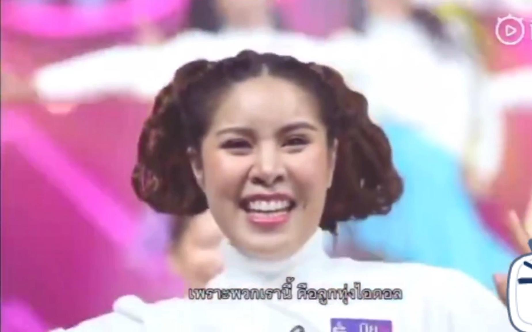 韩网热议!泰国版101太惊悚了吧!土嗨现场?泰国最红的女团是谁?