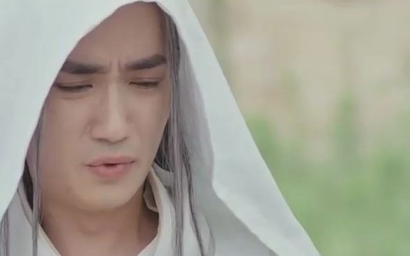 中国的 韩剧式男主,镇魂中朱一龙美成了漫画,网友:颜值逆天