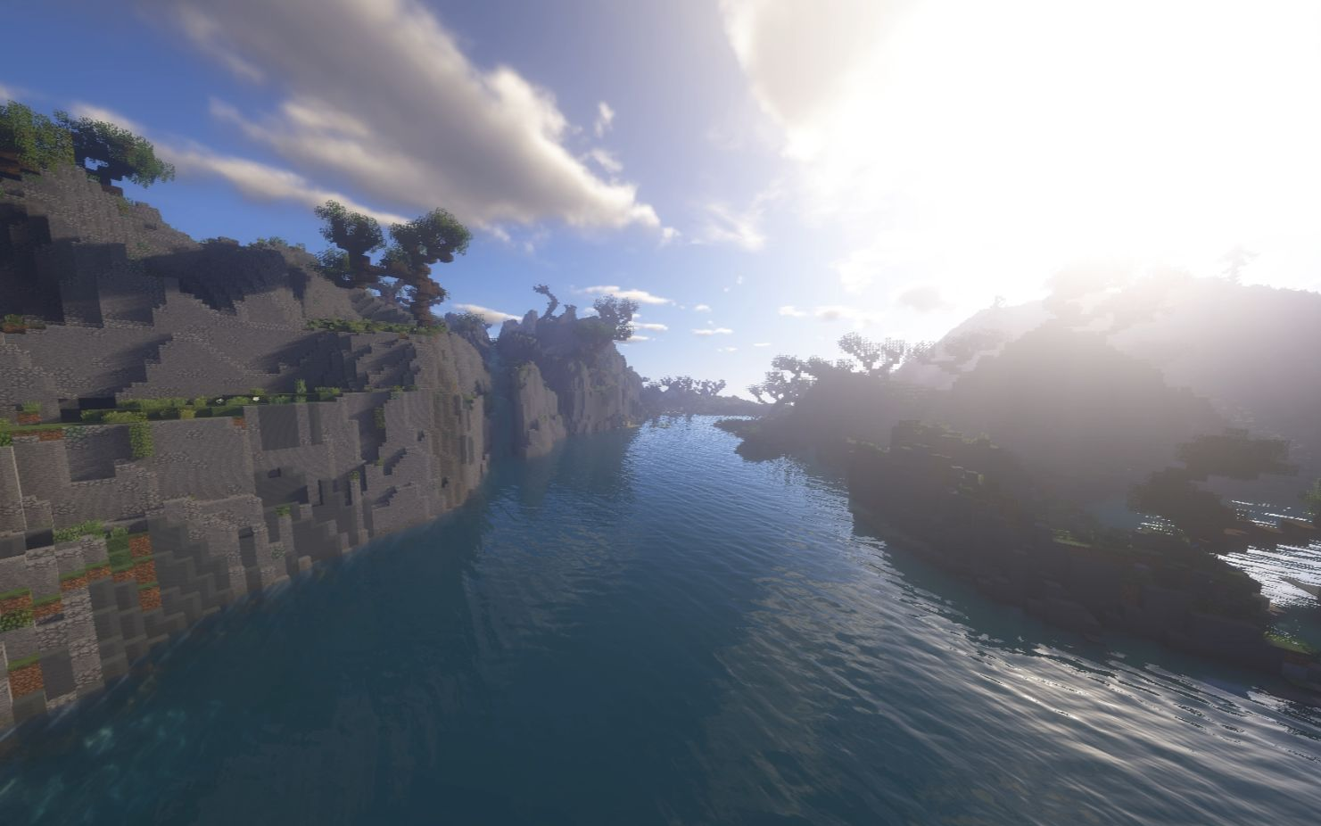 Minecraft | 史诗地形插件(EpicWorldGenerator)生成的一些地形