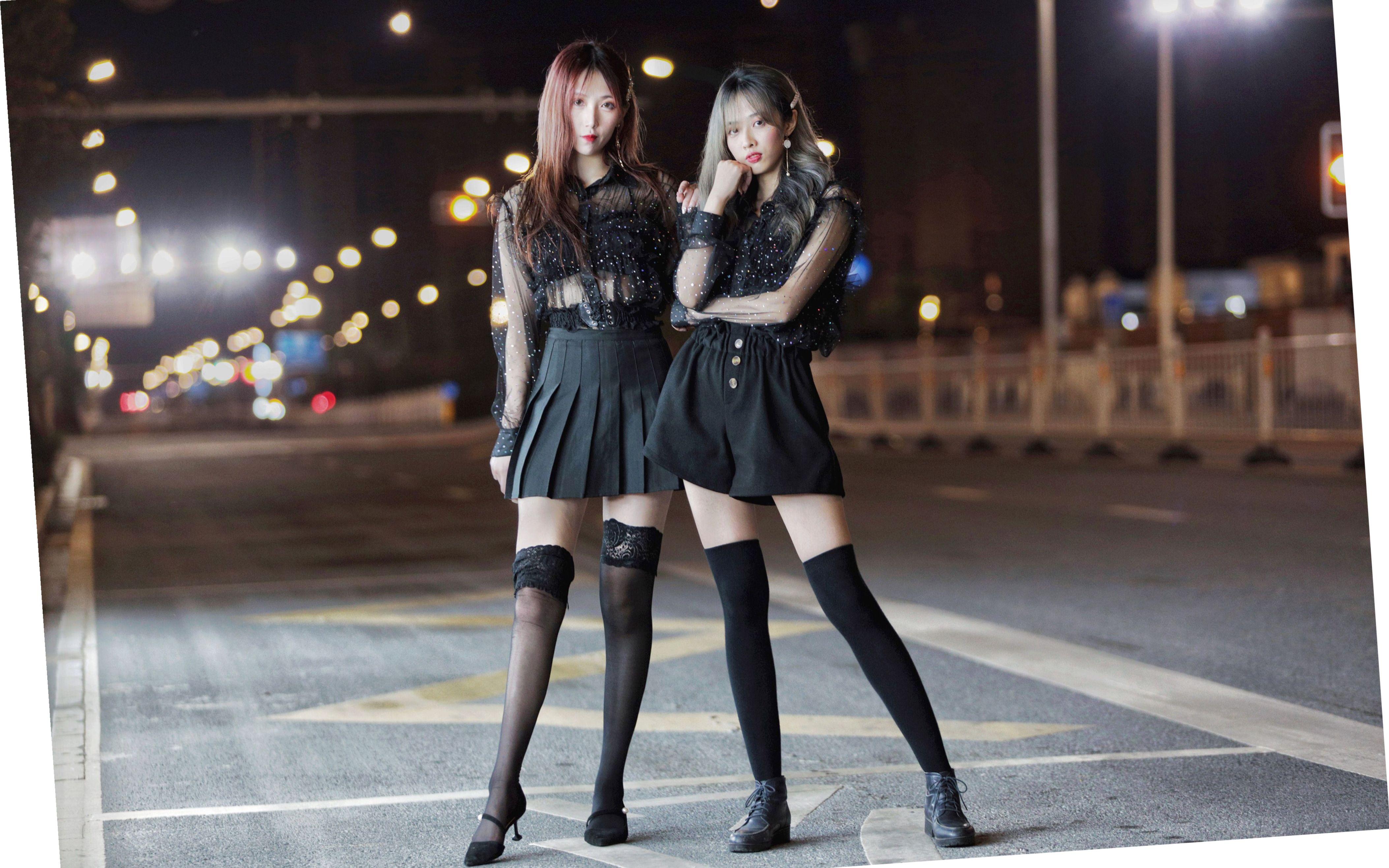 【Natsu夏日 x 小妍】Gfriend - 夜 Time for the moon night【此夜梦中,与你相见。】