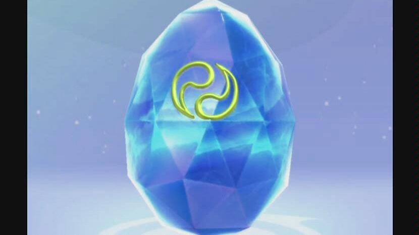 蓝蛋居然开出了boss
