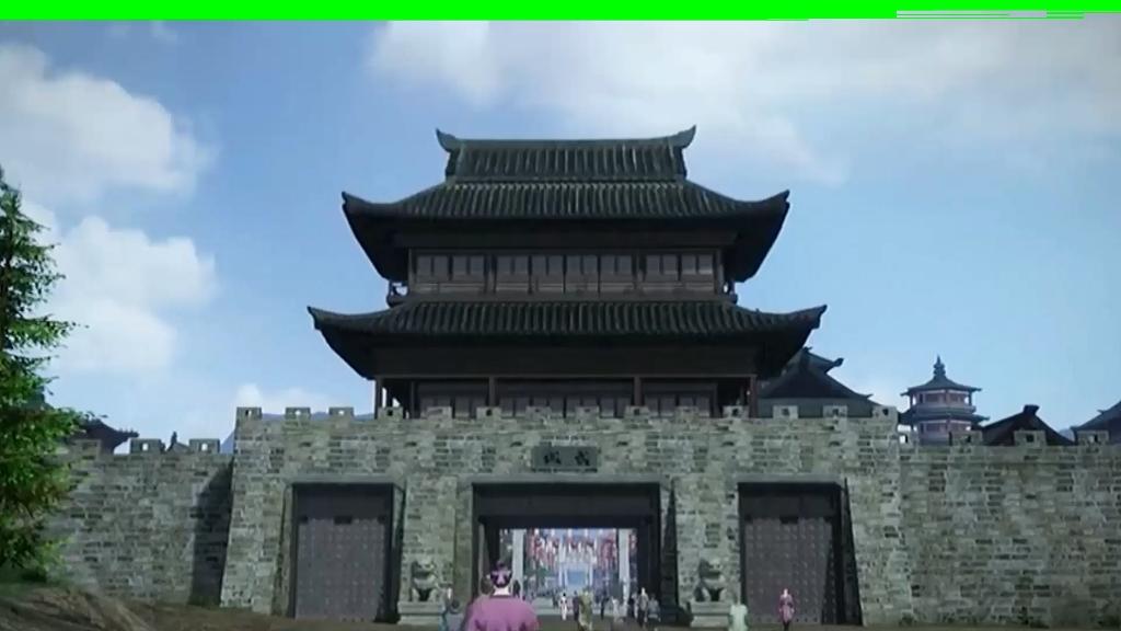 武城第一战,秦尘帮助柳家击退强敌,又救了徐燕一次!
