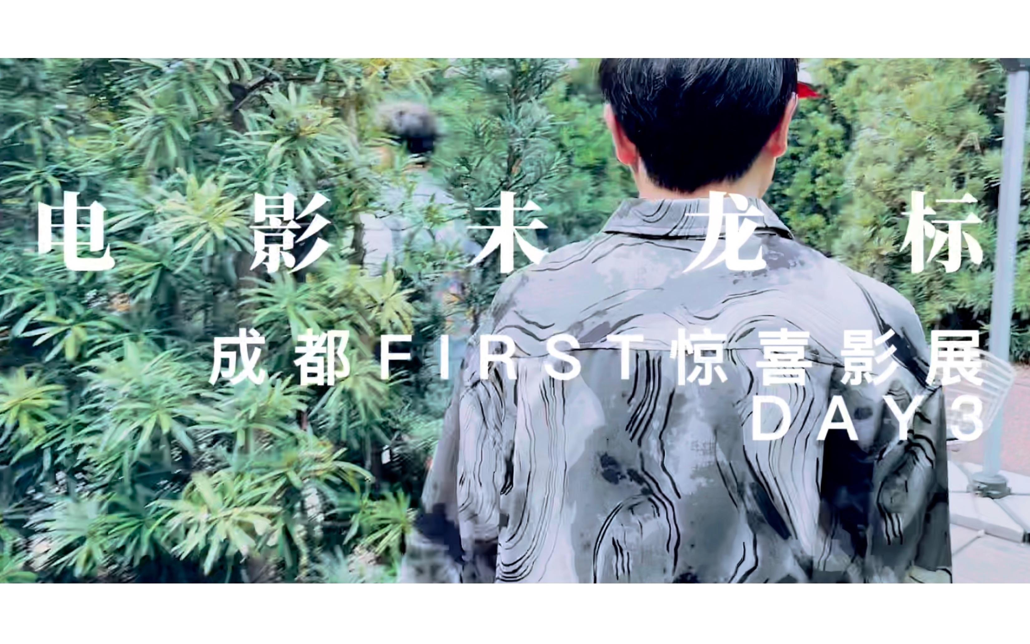 【电影未龙标】在FIRST成都惊喜影展-DAY2~3
