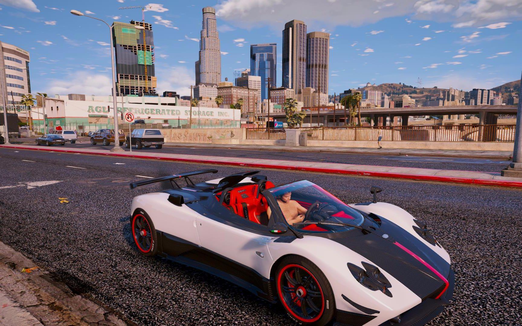 GTA5有哪些混合动力汽车图片