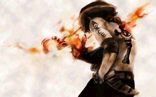【海贼王】火拳艾斯——那个男人的豪杰物语