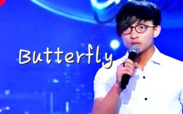 【波澜哥】Butterfly——致敬光叔