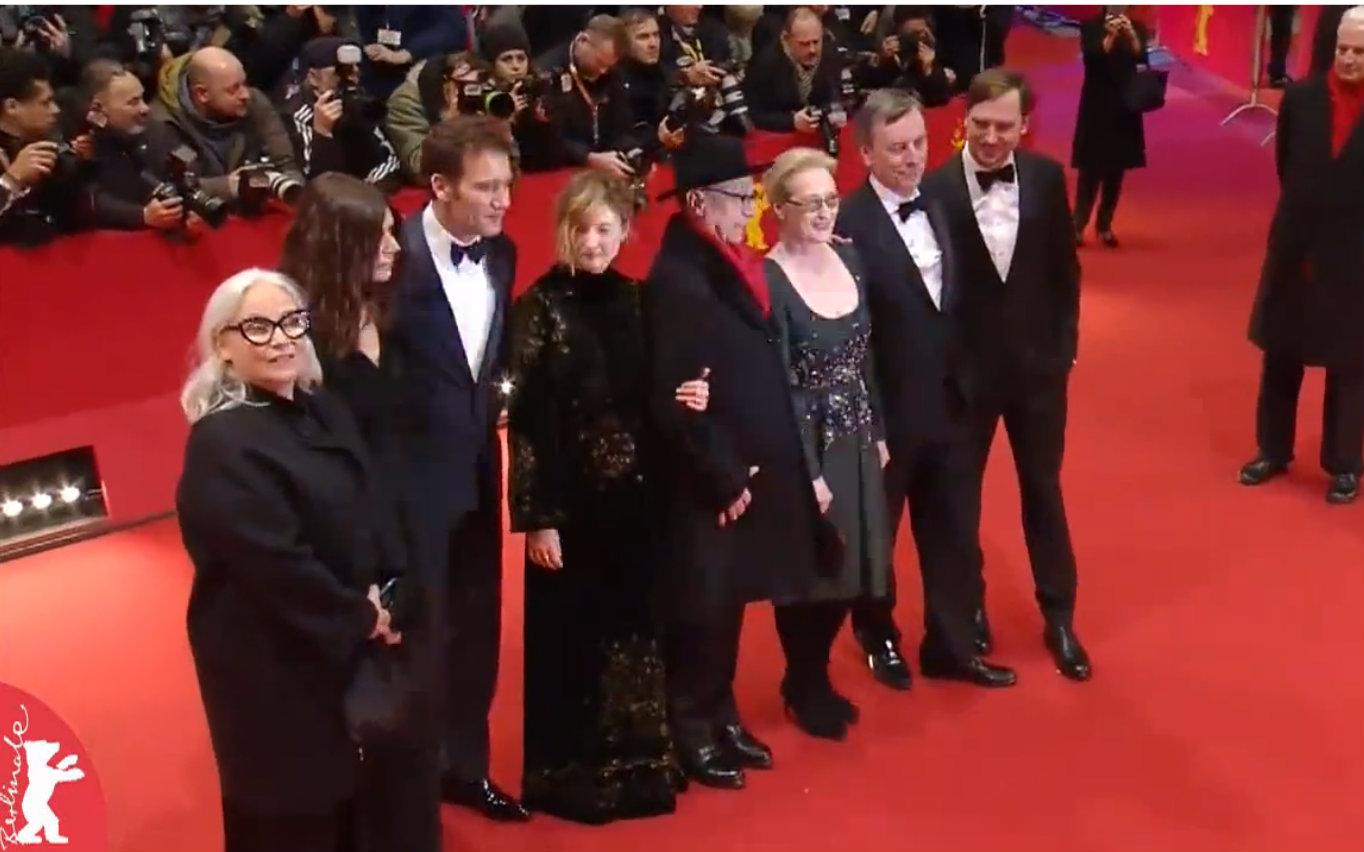 (2016)66届柏林电影节颁奖典礼红地毯 - 评审团亮相图片