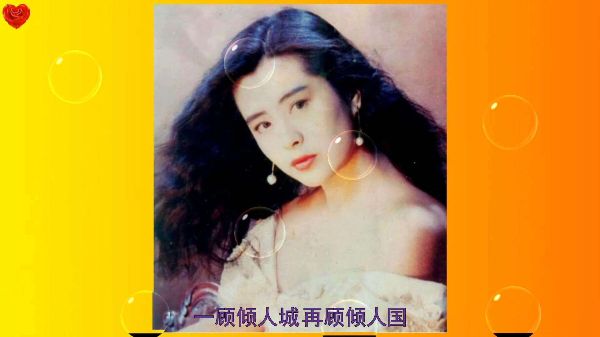 王祖贤-《刚好遇见你》音乐相册,致那些年追过的女神图片