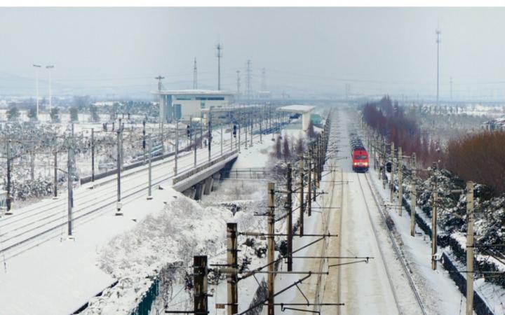 【铁路】2013.寒假.雪