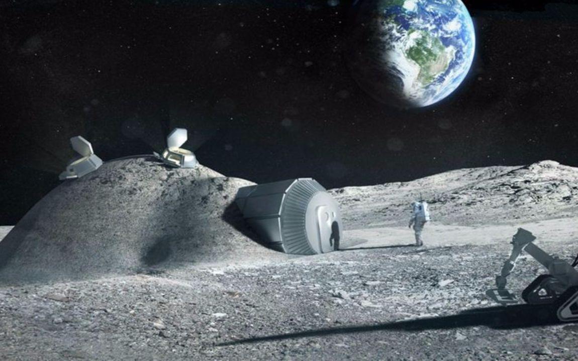 外星人�9o#��._月球背面真的存在外星人吗?为什么美国不再登月了?