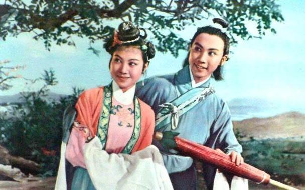 【黄梅戏】《天仙配》(1955年)严凤英 王少舫