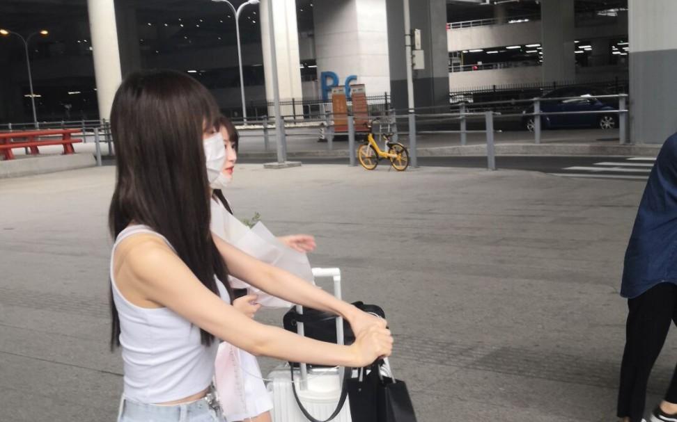 【GNZ48、BEJ48】0810上海接机,又到了认人环节