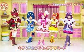 【舞蹈教程】光之美少女食尚甜心 片头曲 「SHINE!! キラキラ☆プリキュアアラモード」