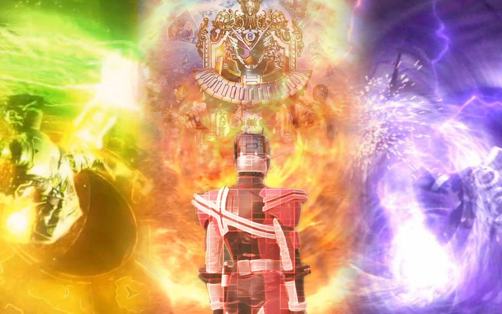 在这片天空下谁都有属于自己的正义  假面骑士【MAD/燃向】