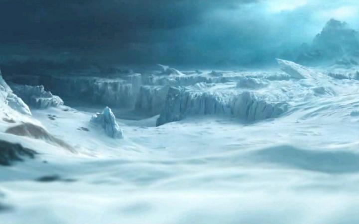 【孤独的旅行家】诉说你的故事 目标诺森德 第八期 冰