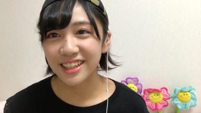 SHOWROOM STU48 - 磯貝 花音 2017年09月16日19時51分42秒