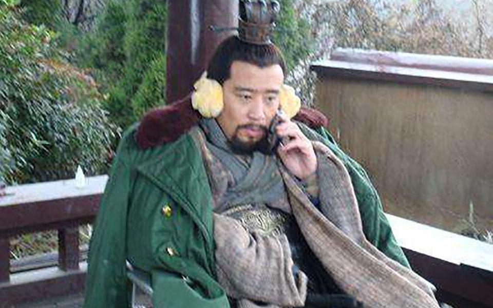 刘备:诸葛村夫你是准备三气刘备了吗?