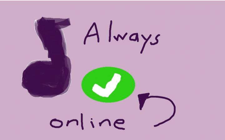 【翻唱】Always Online -short piano ver- 【Tune feat. exe】