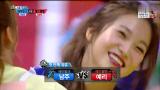 MBC中秋偶像运动会A Pink郑恩地正面对决 Red Velvet