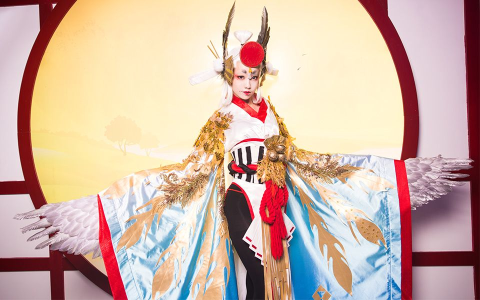 【粉猴文化】【阴阳师】式神总决选 开场舞 SSR们的超燃舞蹈
