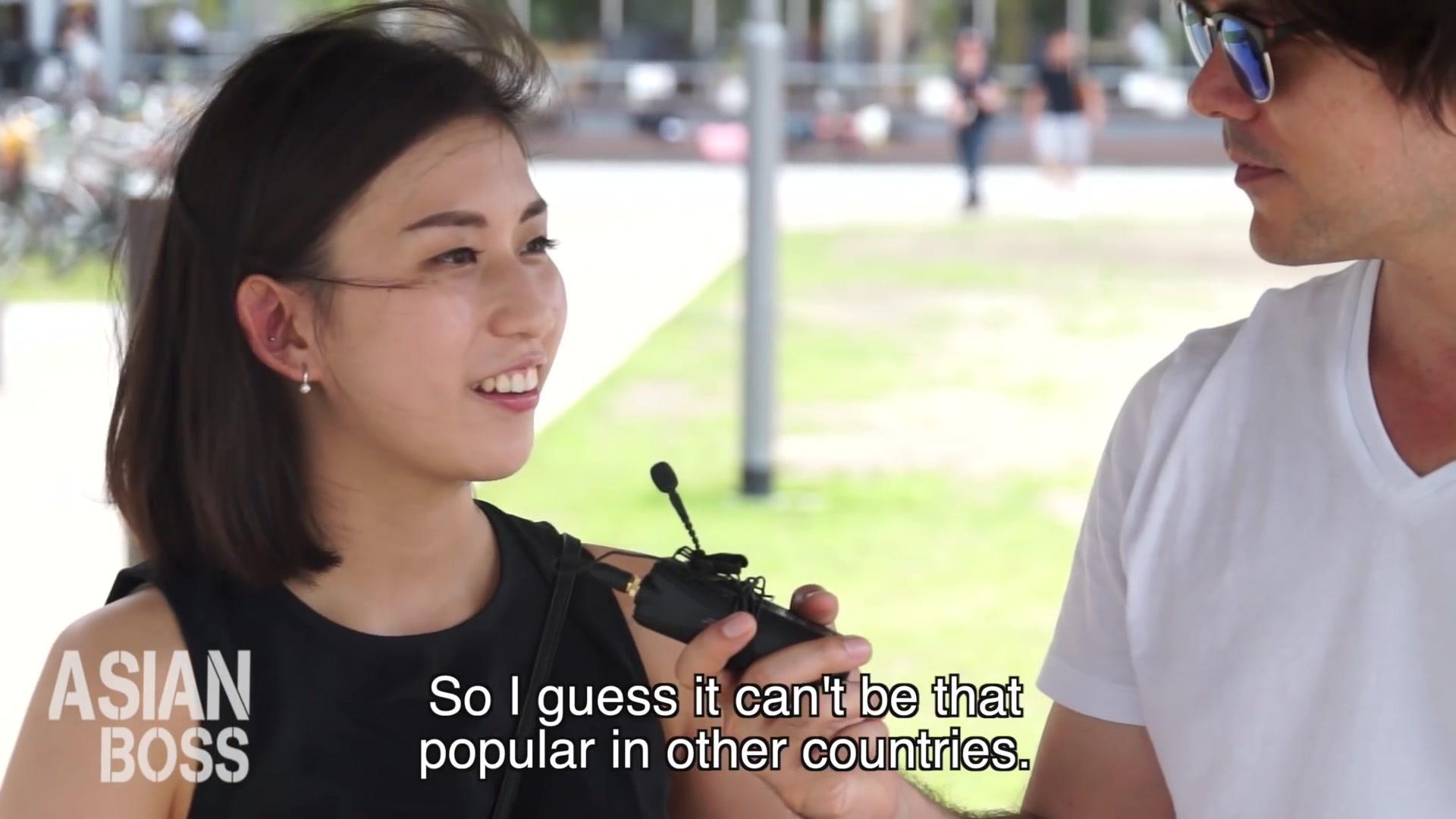 【日本街访】岛国人如何看待岛国片