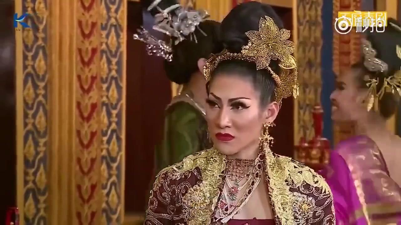 【泰综】泰国版甄嬛传,笑得我肚子疼,就这个后宫的阵容,谁敢当皇帝,哈哈哈哈再看一遍我肯定就瞎了