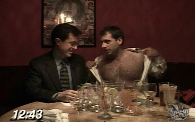 【双语字幕】囧司徒每日秀 20010327 扣熊、扣肉以身试法教育大家节制饮酒