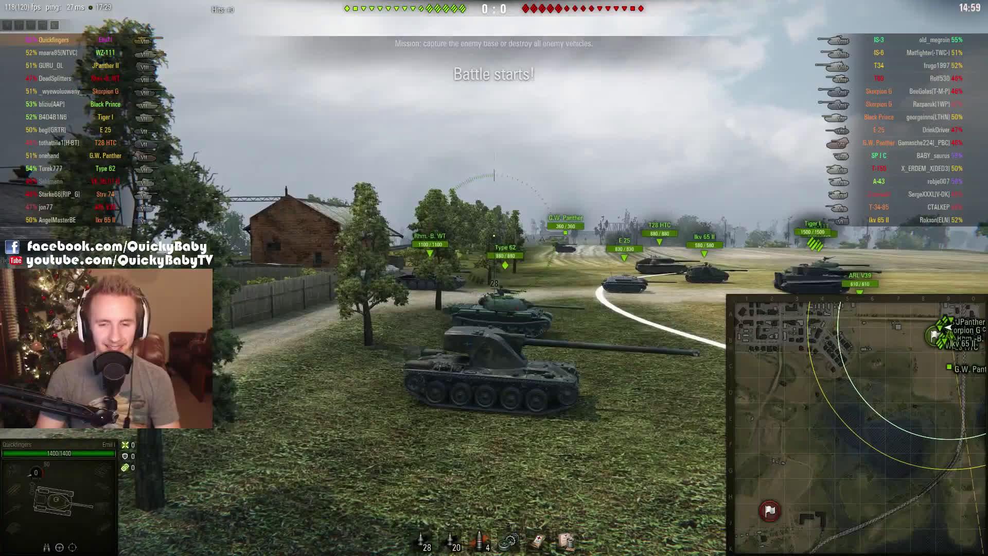 玩坦克世界FPS突然很低