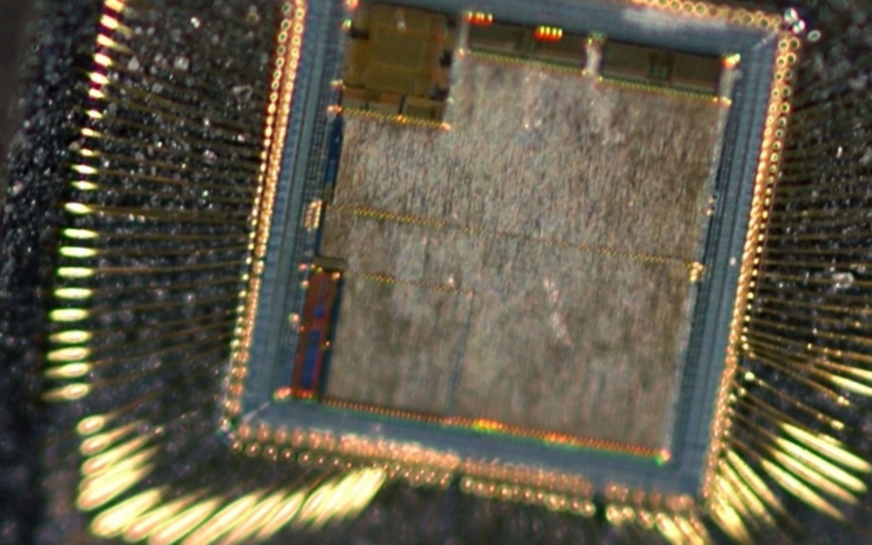 纳米碳管芯片电路