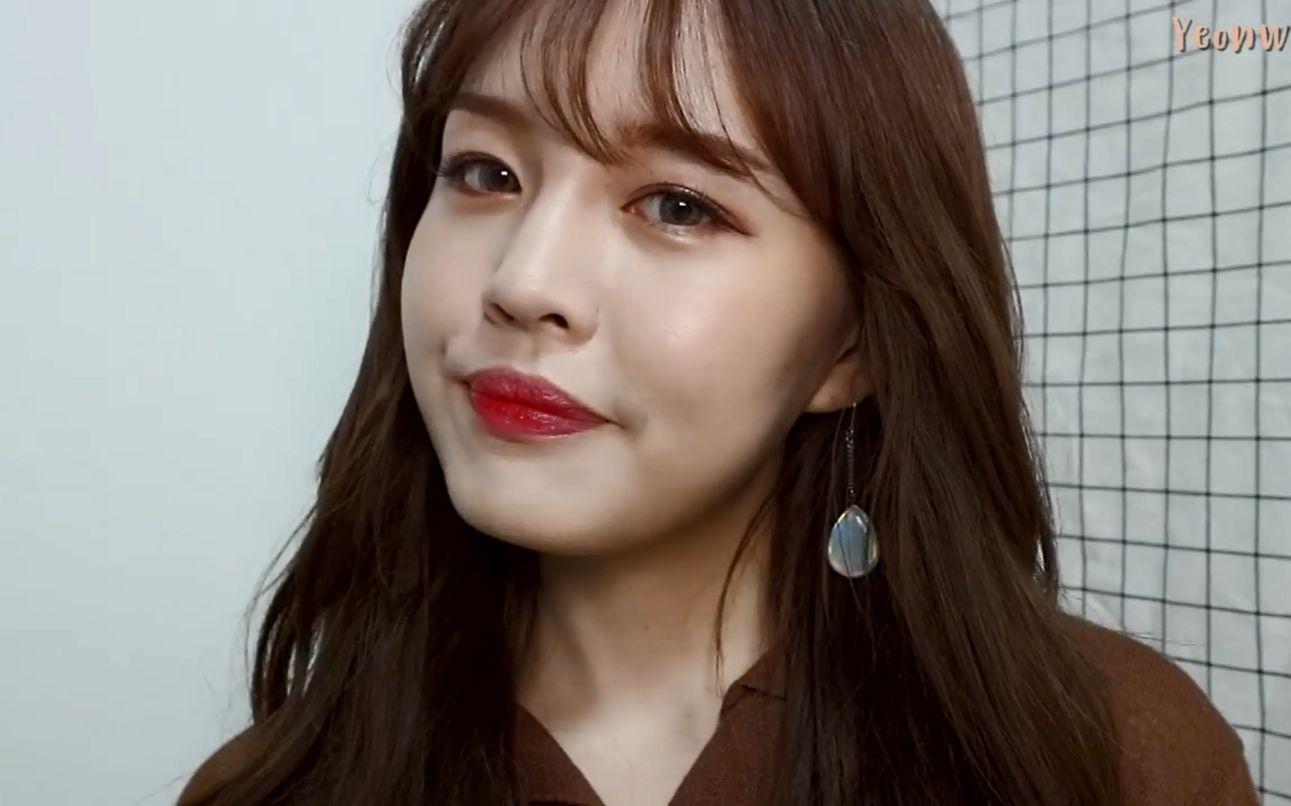 韩国妆容 图片合集