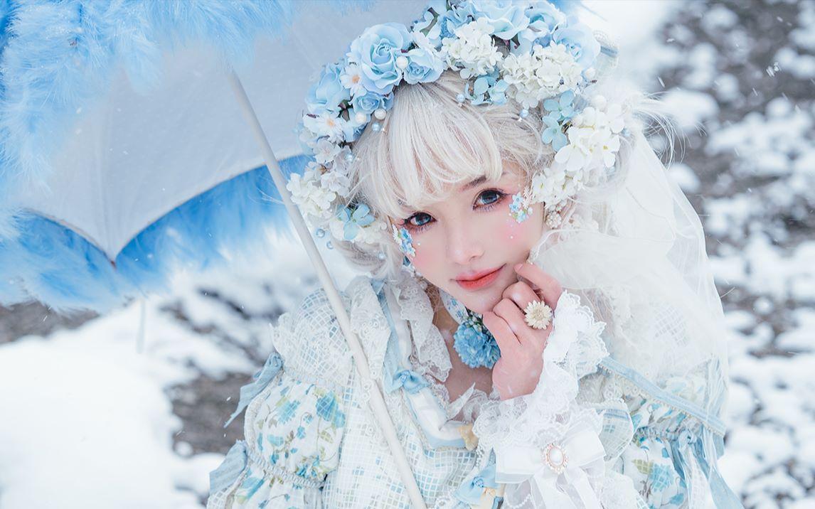 ❄安然❄️零下10度拍摄的写真能有多美?北海道旅拍大分享~