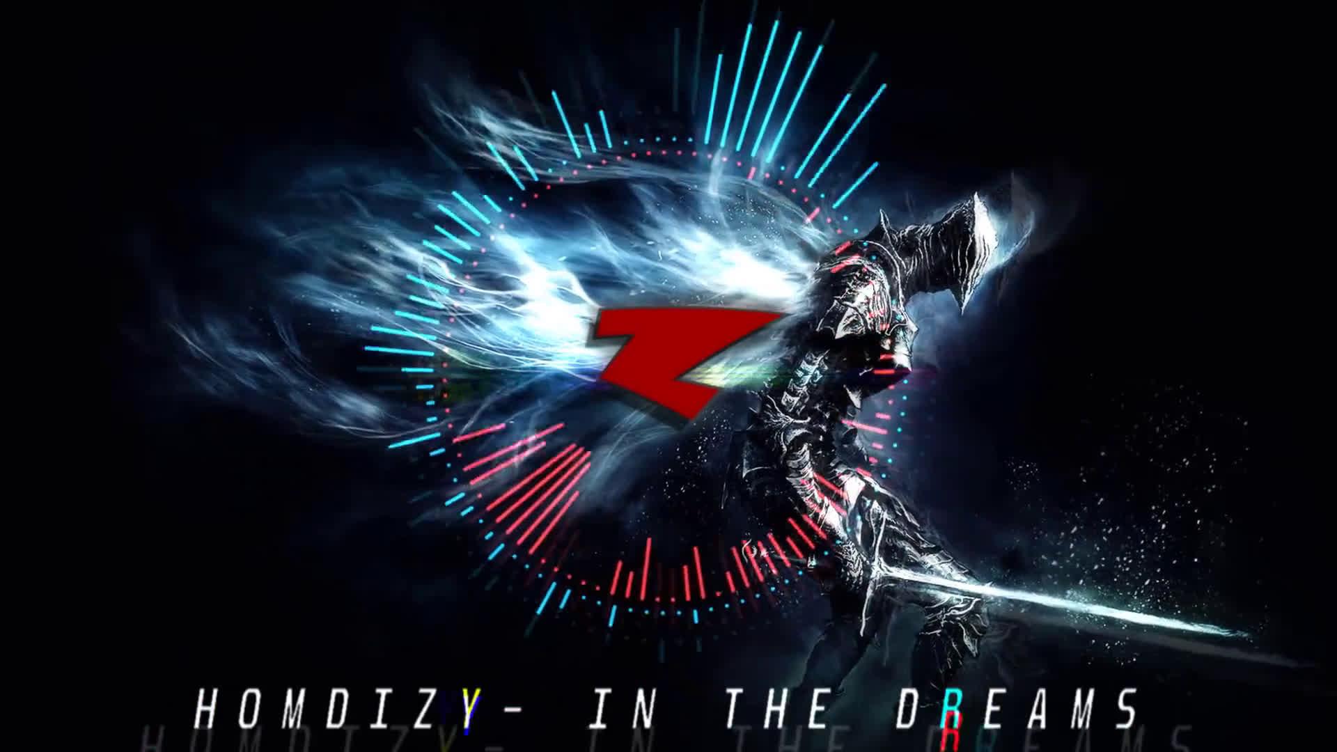 in the dreams- homdizy 原创黑暗系电音图片