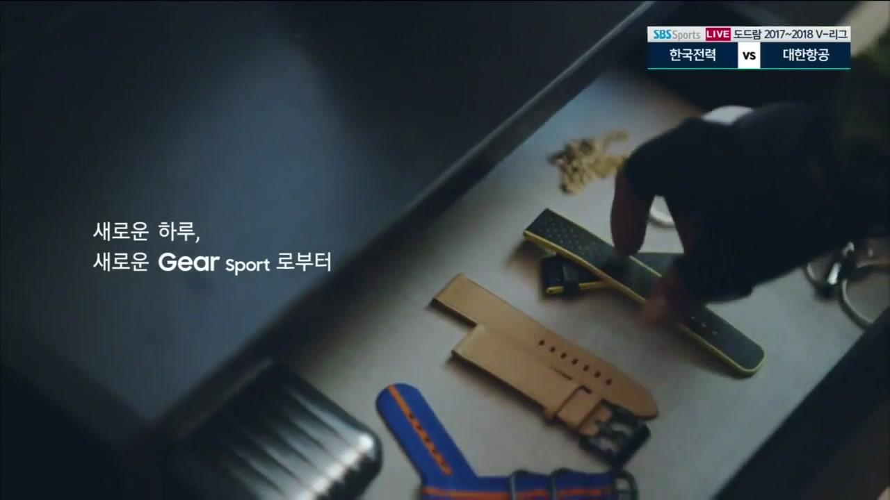 20171102201718韩国男排联赛第6轮:suwonkecpo