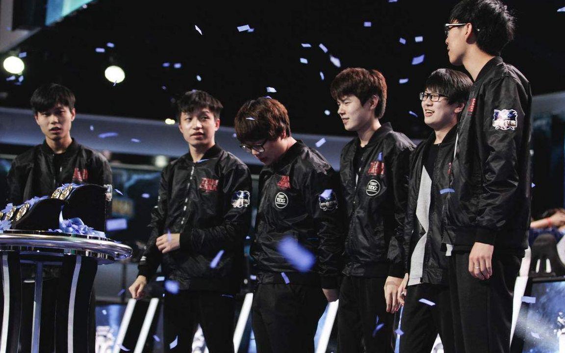 【韩语中字经典比赛】LPL历史上首个官方冠军 S5 MSI EDG VS SKT BO5 第5场