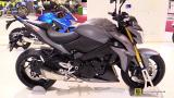 2016 Suzuki GSXS 1000 - Walkaround - 2015 Salon de la Moto P