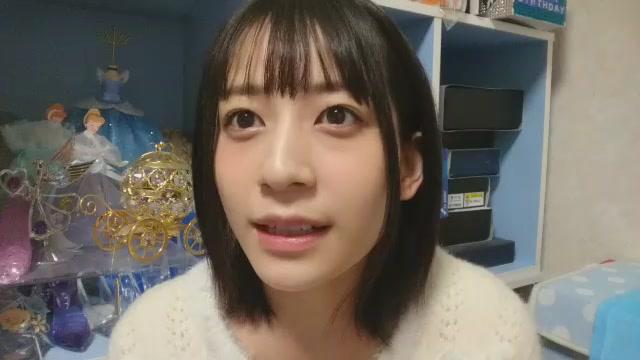 佐々木 優佳里(AKB48 チームA) (2017年12月11日22時37分46秒) SHOWROOM