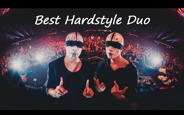 Best Hardstyle Duo 2018