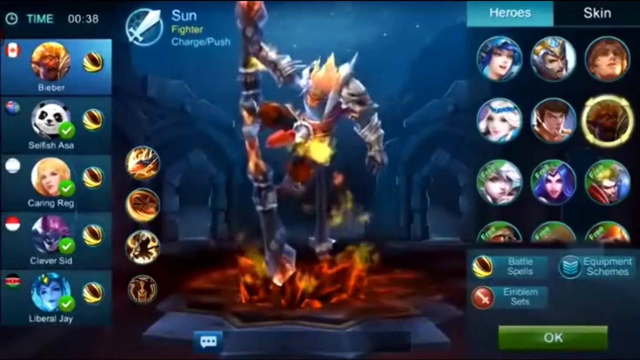 王者荣耀选英雄的时候为什么会自动退到游戏一开始的界面?