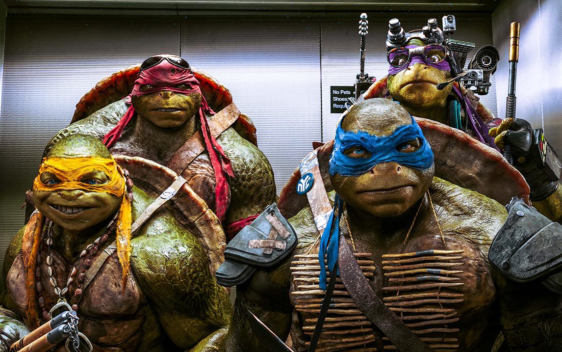 忍者神龟:变种时代(2014)