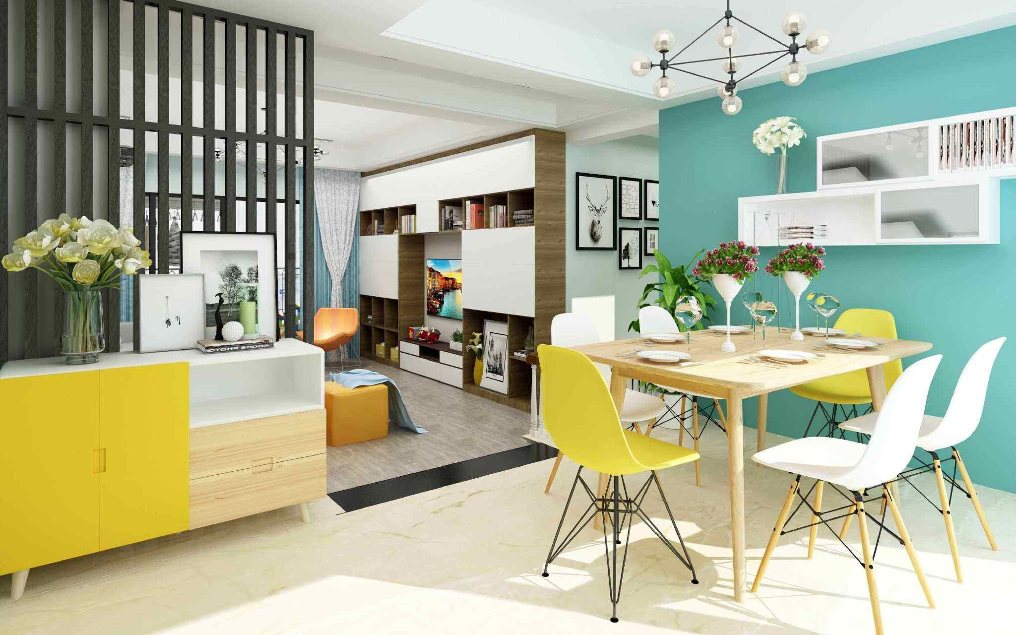 108平三室两厅装修农村,设计师完美v农村,精心150平米案例一层设计图图片